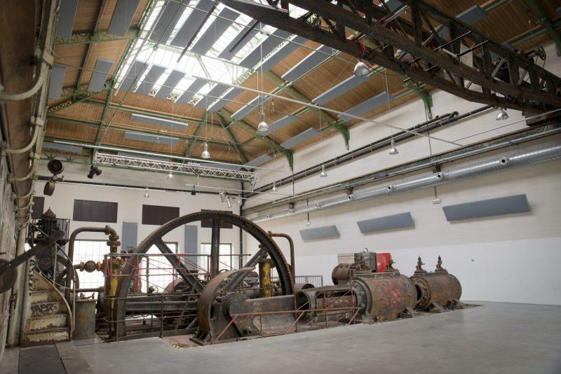 Le BRASS — salle des machines